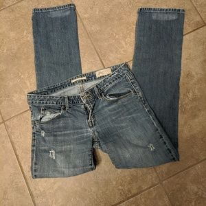 Distressed Limited Editions Gap Jeans Size 29/8